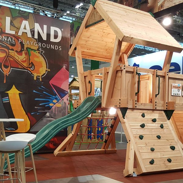 Hy-land at The Garden Trade Fair: Spoga Gafa 2016