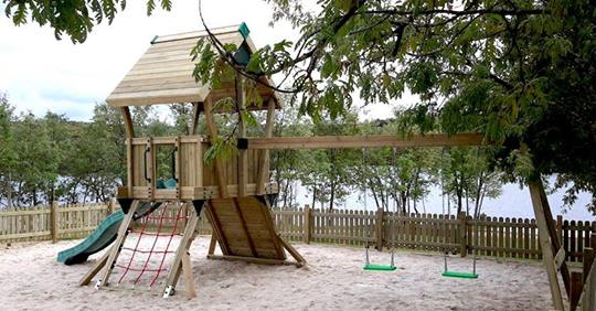 Checklist: how to create a GREAT outdoor play area